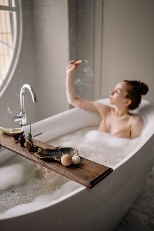Fotos de stock gratuitas de adentro, aromaterapia, autocuidado