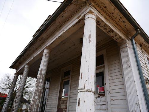 破舊, 累死了, 老房子 的 免费素材图片