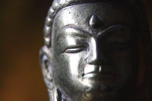 Close-Up Photo Of Buddha Statue