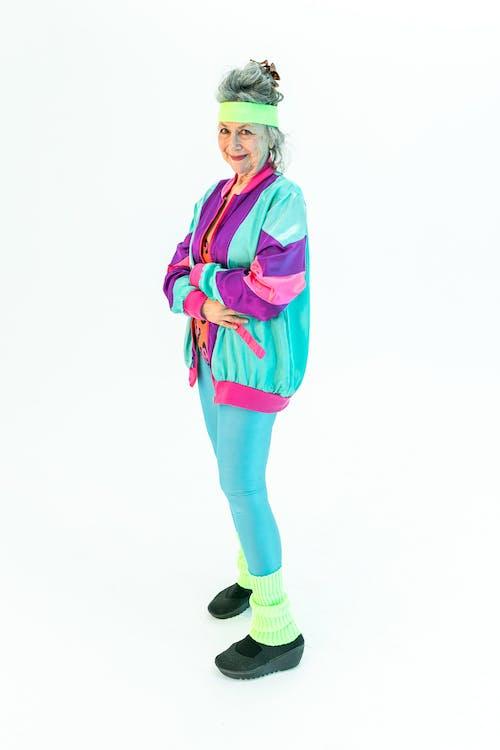 Kostenloses Stock Foto zu active wear, aerobic, aktionsenergie