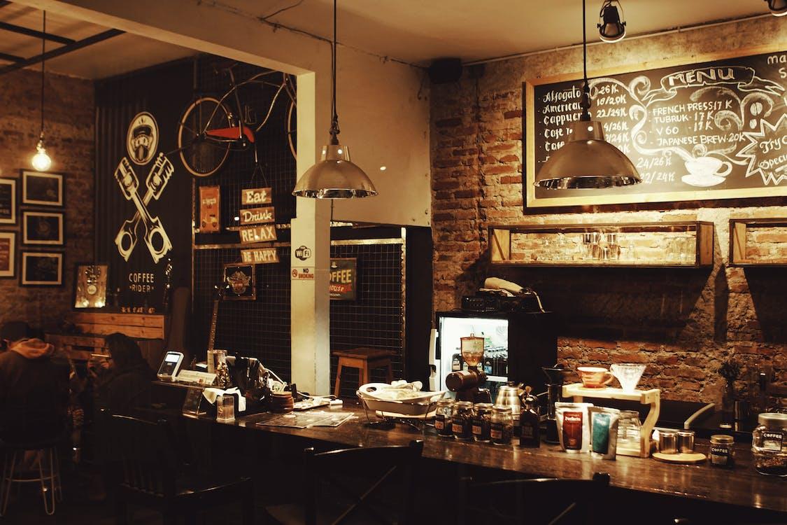 Free stock photo of barista, coffee shop, cozy