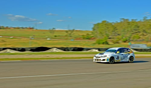 Free stock photo of car, fast, motorsport