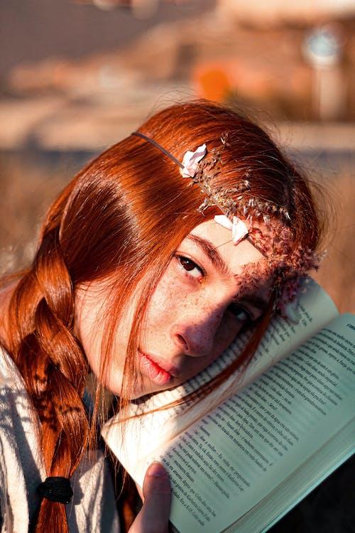 Fotos de stock gratuitas de bonito, cabello pelirrojo, cabello rojo