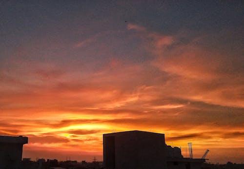 Free stock photo of atmospheric evening, beautiful sky, cinematic sky