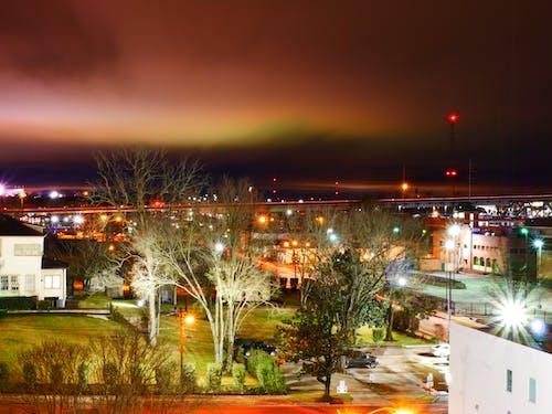 城市, 城市之光, 城市的天空 的 免费素材图片