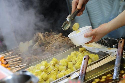 Fotos de stock gratuitas de comida, comida callejera, comida local