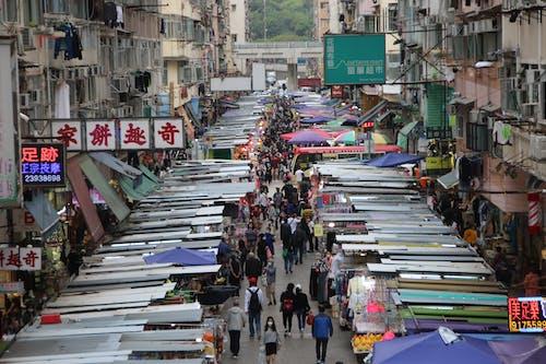 Fotos de stock gratuitas de calle, Hong Kong, mong kok