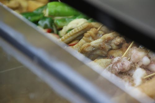 Fotos de stock gratuitas de alitas de pollo, comida, comida callejera