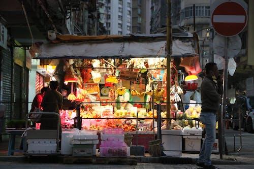Fotos de stock gratuitas de calle, Hong Kong, local