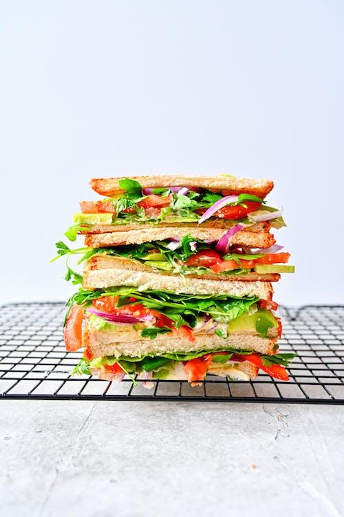 Darmowe zdjęcie z galerii z amerykańskie jedzenie, chleb, jedzenie