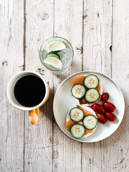 Fotos de stock gratuitas de angulo alto, aperitivo, apetitoso