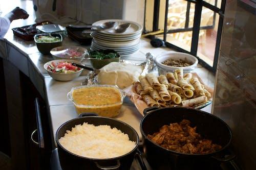 Kostnadsfri bild av afrikas smak