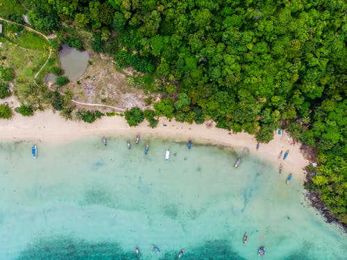Free stock photo of bay, beach, dji mavic