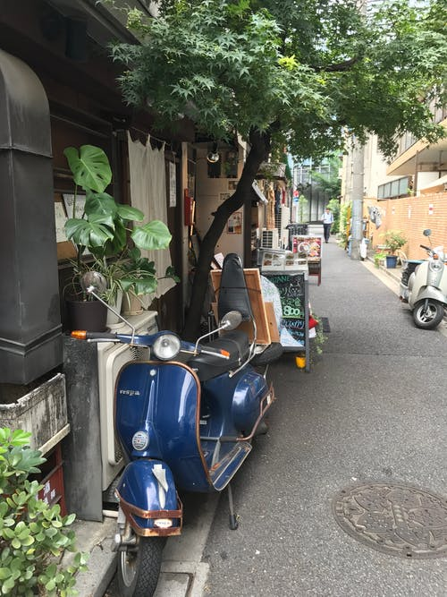 Free stock photo of local, street, tokyo