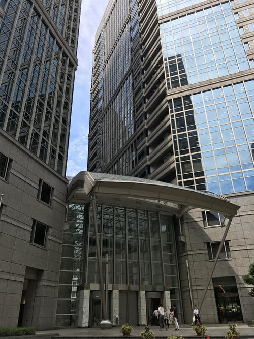 Free stock photo of building, office, tokyo