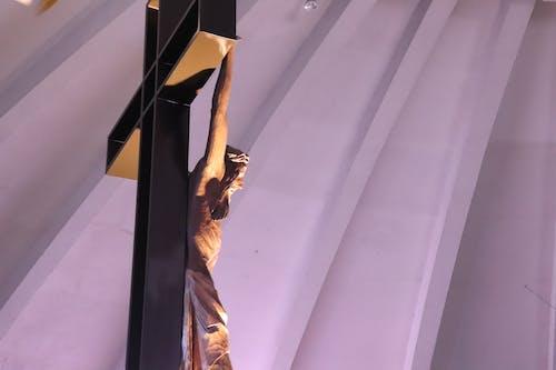 Darmowe zdjęcie z galerii z chrystus, krzyż