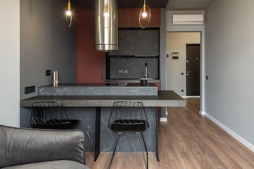 Základová fotografie zdarma na téma apartmán, architektura, barva