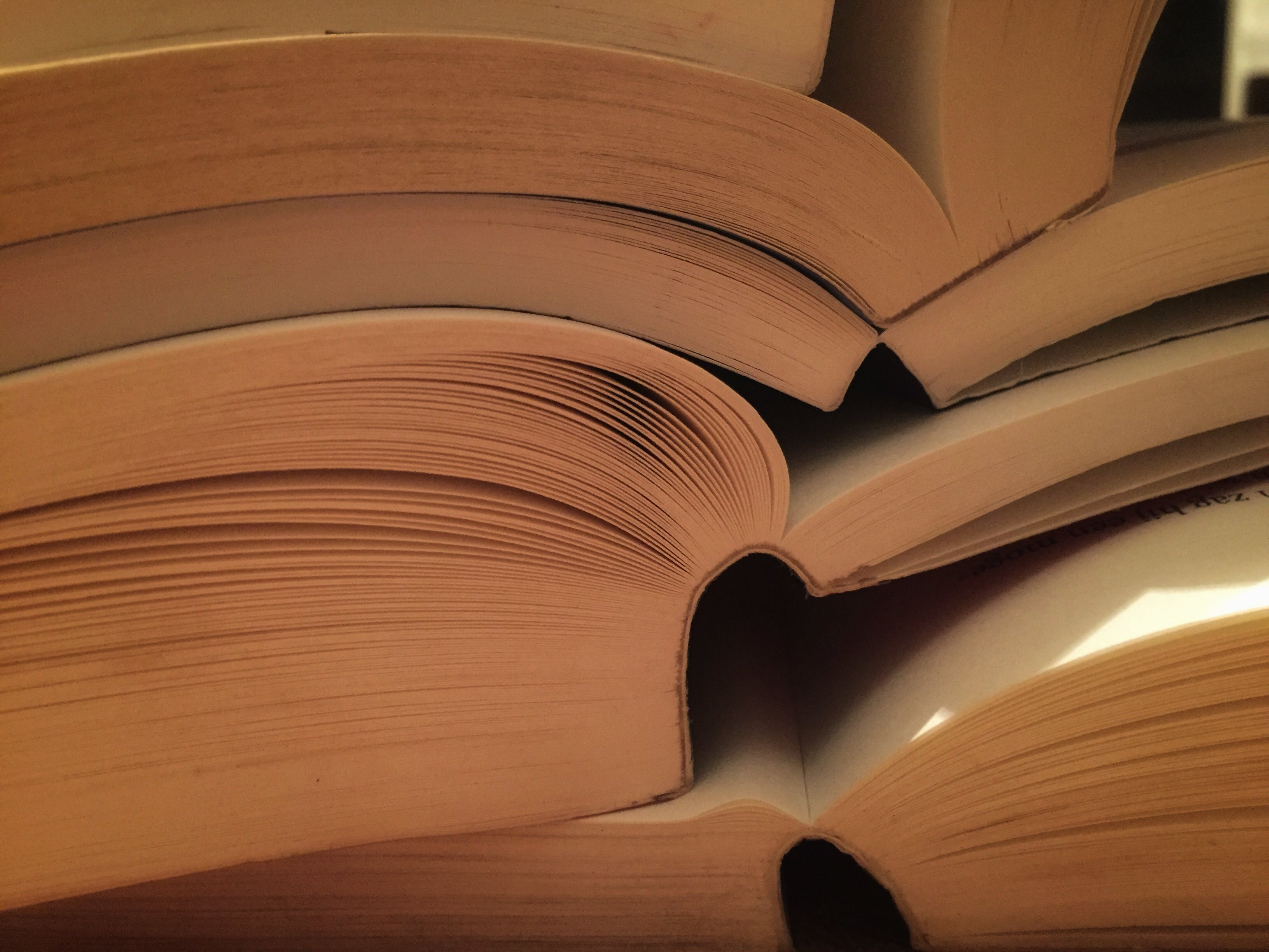 Free stock photo of book pages, book series, book stack, books