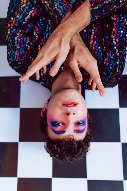Immagine gratuita di colorato, faccia, gay-h