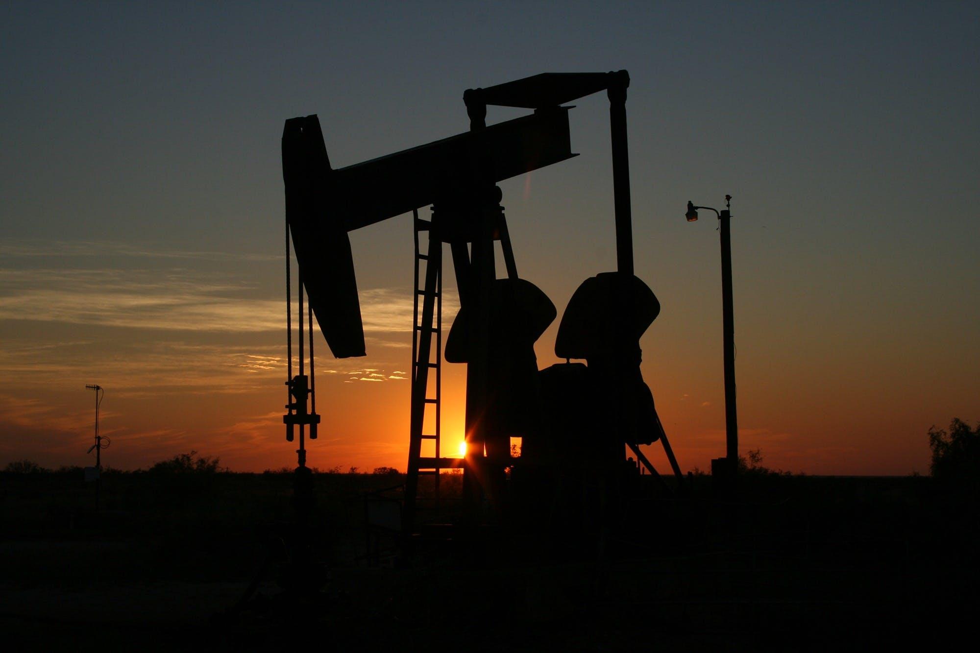 Gratis stockfoto met aardolie, avond, benzine, boren