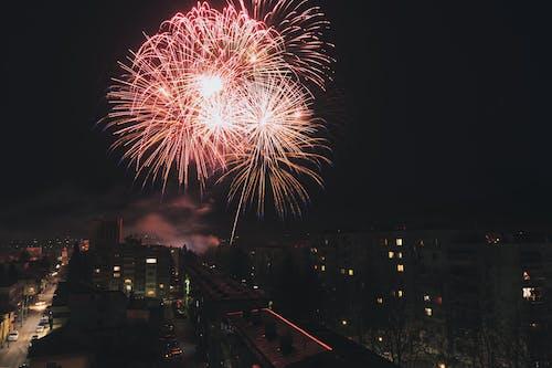 Foto profissional grátis de ano novo, celebração, chama