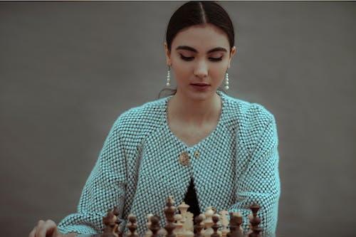 Fotos de stock gratuitas de afición, ajedrez, cognición