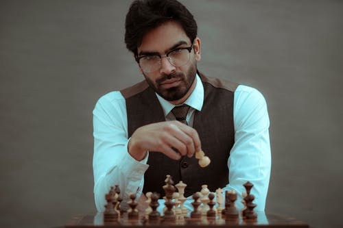 Fotos de stock gratuitas de ajedrez, barba, cerilla