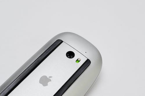 Free stock photo of apple, electronics, minimal, mouse