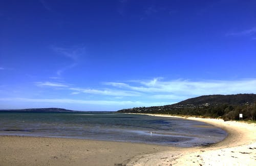 Kostenloses Stock Foto zu australien, melbourne, sandstrand, sommer