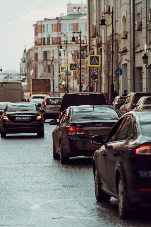 Immagine gratuita di auto, automobile, azione