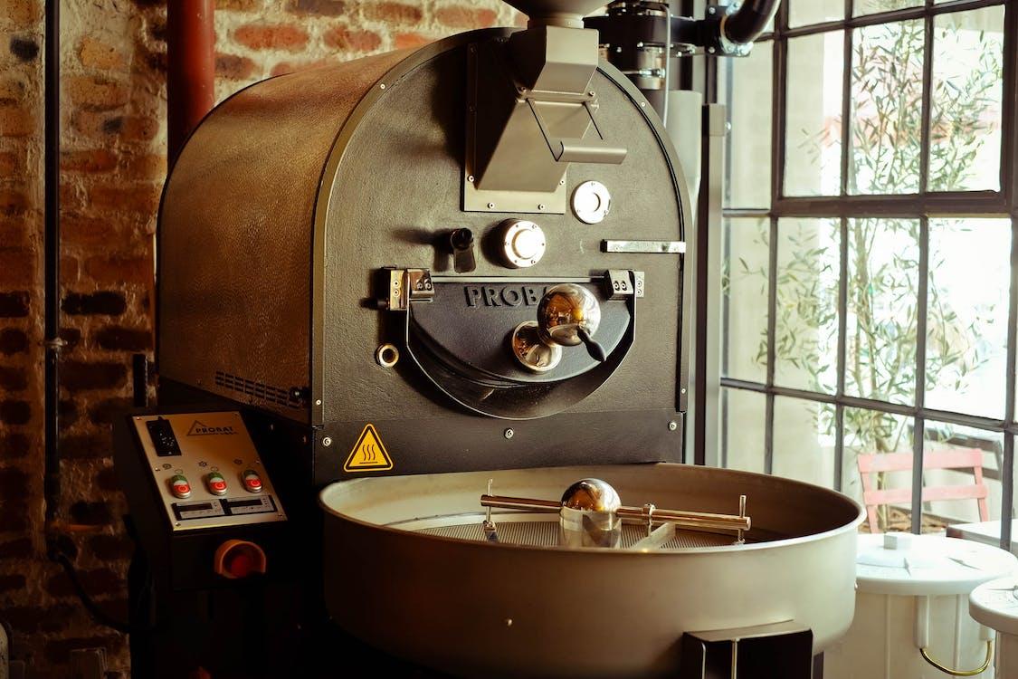 Free stock photo of coffee machine