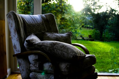 Free stock photo of armchair, comfort, Country Home