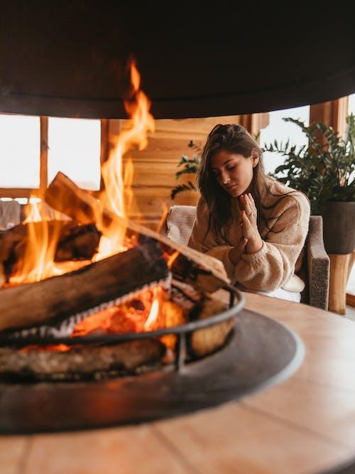 Imagine de stoc gratuită din adult, arde, ars