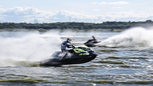 Imagine de stoc gratuită din acțiune, apă, distracție, jet sport