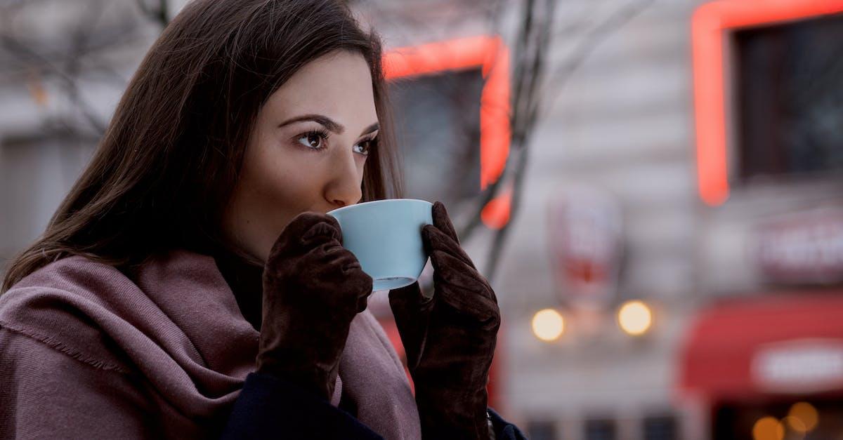 Картинки зима девушка с кофе, картинки медицинскую