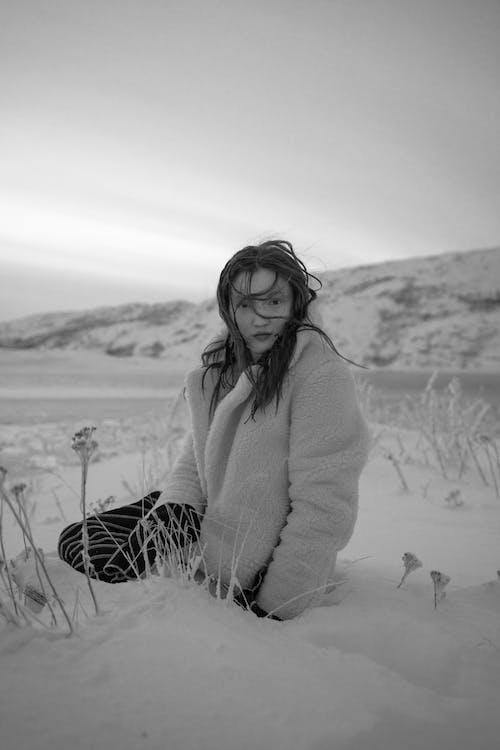 俄國, 冬季, 單色 的 免费素材图片