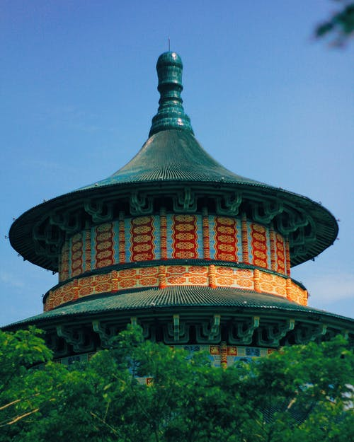 Free stock photo of ancient, Asian, building, Chinese