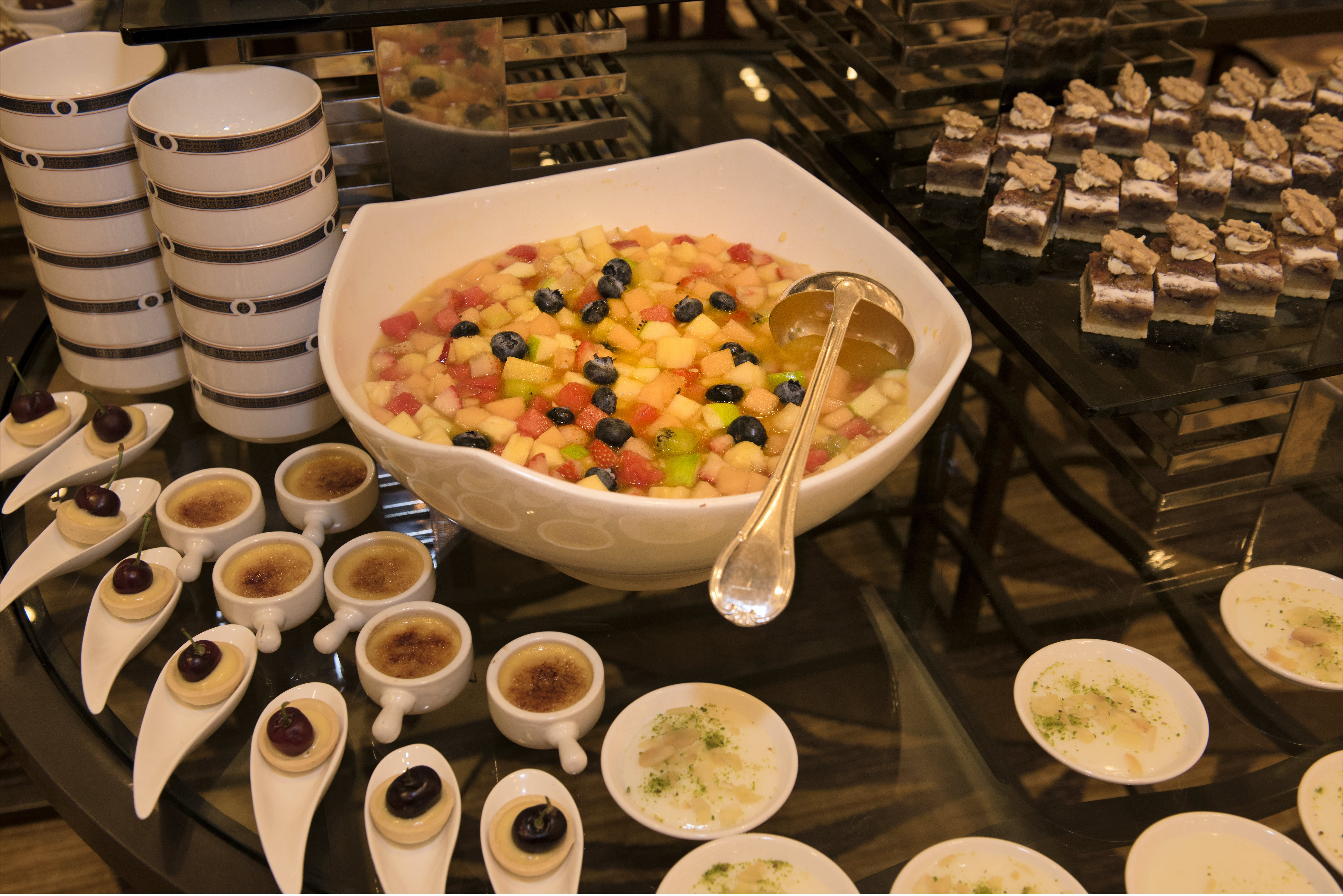 Free stock photo of food, pudding, sweets, fruitsalad