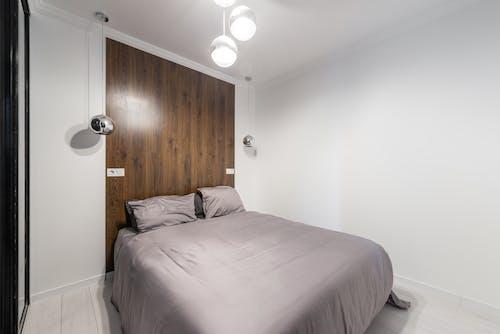 インテリア, インドア, ベッドの無料の写真素材