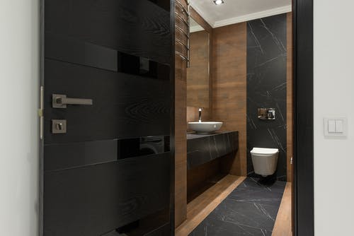 Free stock photo of architecture, bathroom, cabinet