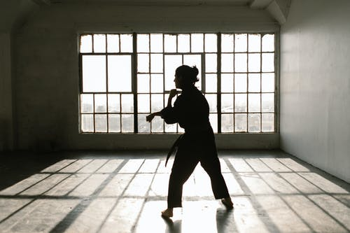 Free stock photo of abandoned, adult, aikido