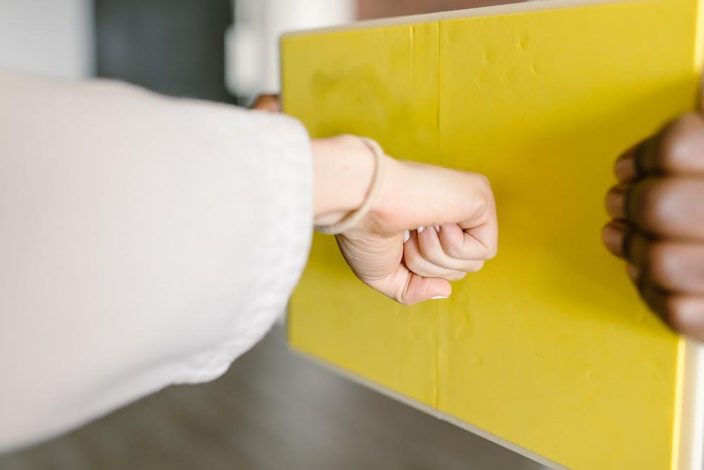 A student practicing judo.   Photo: Pexels