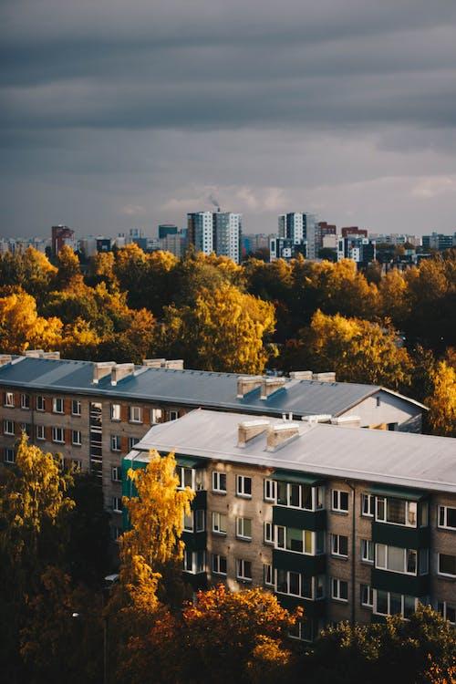 Darmowe zdjęcie z galerii z apartament, architektura, budynki, domy