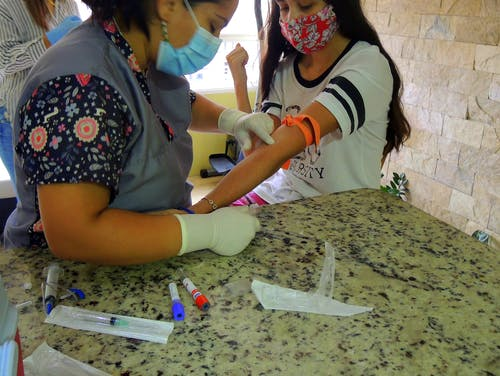 Free stock photo of blood test, coronavirus, covid 19