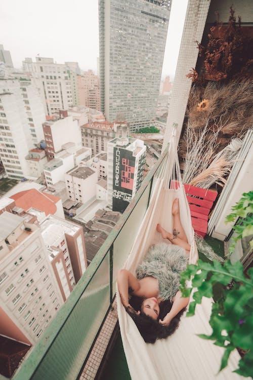 Free stock photo of anonimo, apertado, big city