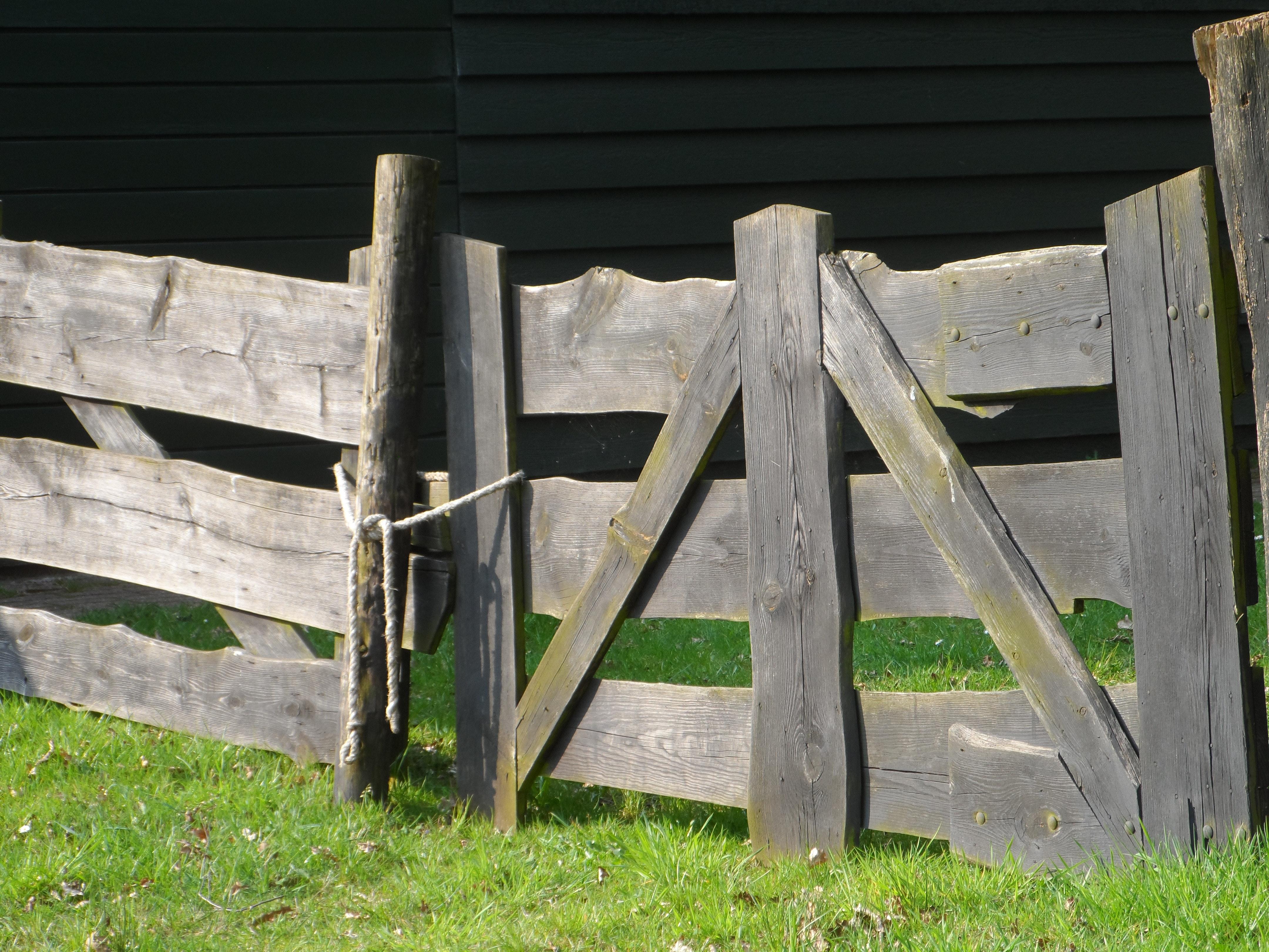 wood farm fence. Free Download Wood Farm Fence