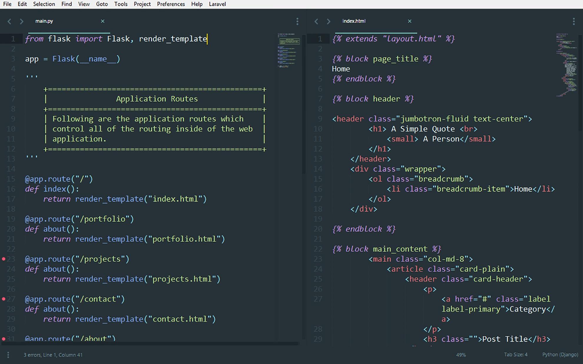 Free Stock Photo Of Coding Programming Python Programming