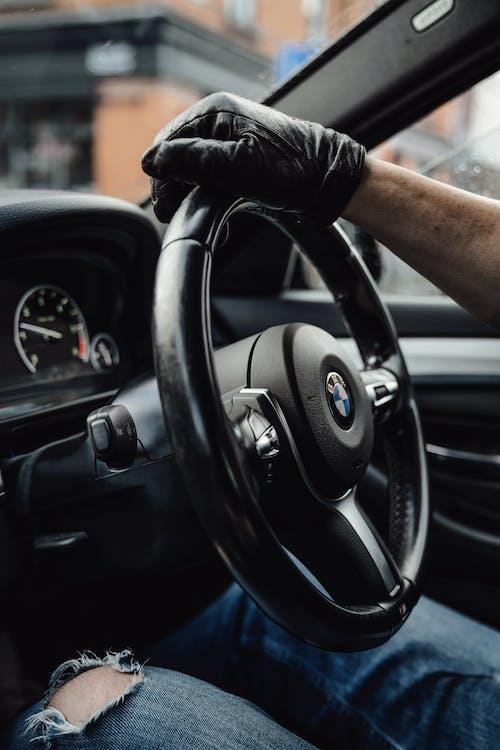 Foto stok gratis berbayang, bergeser, BMW