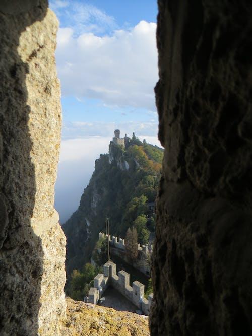 Ảnh lưu trữ miễn phí về Lâu đài, san marino
