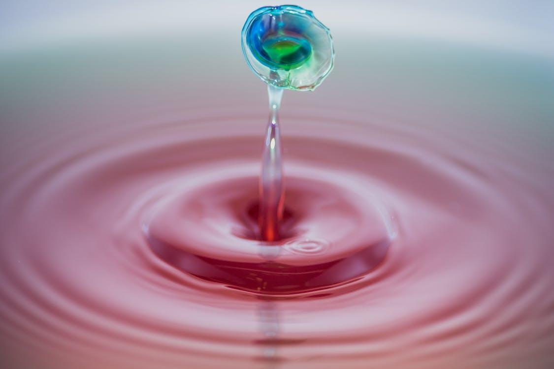 abstract, apă, culoare